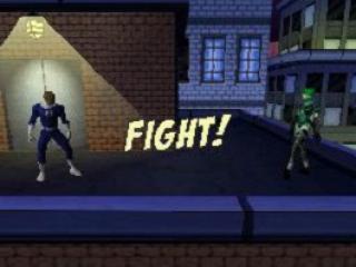 Het spel is een 2.5D platformer vol gevechten!