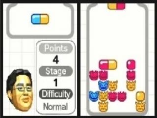 Je kan ook Dr. Mario spelen als een minigame, wanneer je klaar bent met je oefeningen!