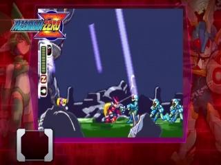 Megaman ZX: Screenshot