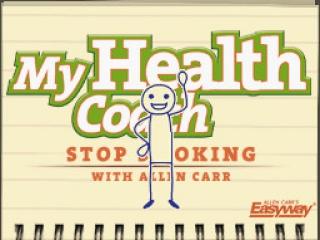 Stop met roken op een leukere manier! Het spel geeft je moed!