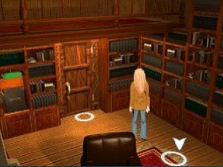 Nancy Drew The Mystery of the Clue Bender Society: Screenshot