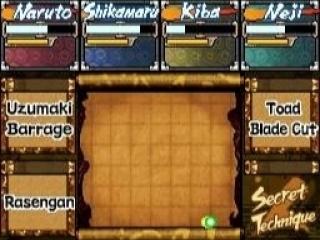 Naruto Ninja Council 3 plaatjes