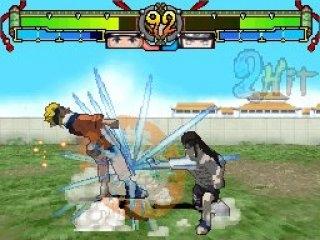 Naruto Ninja Destiny: Screenshot