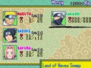 Naruto Path of the Ninja plaatjes