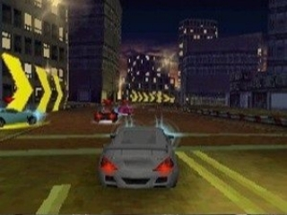 Need for Speed Carbon - Own the City: Screenshot
