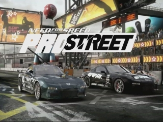 Need for Speed: Pro Street: Afbeelding met speelbare characters
