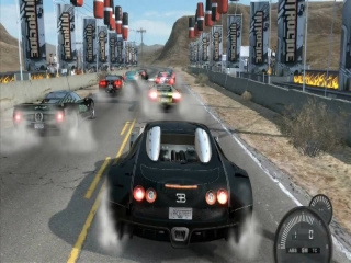 Need for Speed Pro Street plaatjes