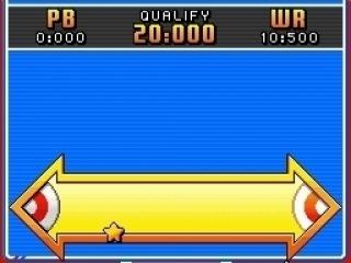 Ga snel heen en weer met de Nintendo Stylus zodat we de 1e plek kunnen halen!