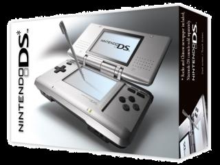 De DS was een groot succes, omdat het onderste scherm een touchscreen is, dit was uniek!