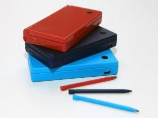 De ds is verkrijgbaar in heel veel kleuren! Allemaal met matchende stylus natuurlijk!