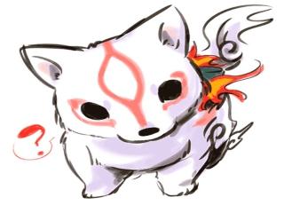 Speel als Chibiterasu, de zoon van de hoofdrolspeler van het <a href = https://www.mariowii.nl/wii_spel_info.php?Nintendo=Okami>Wii-spel Okami</a>.