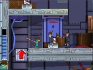 Speel in dit spel ook als huisdier Perry het vogelbekdier!