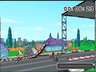 Waar zijn <a href = https://www.mariods.nl/nintendo-ds-spel-info.php?Nintendo=Phineas_and_Ferb target = _blank>Phineas en Ferb</a> nu weer mee bezig? EEN RACEBAAN!?