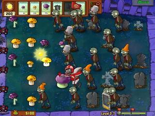 afbeeldingen voor Plants Vs. Zombies