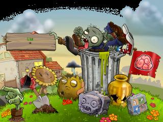 Plants Vs Zombies plaatjes