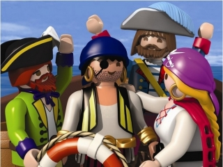 Beleef een groots avontuur op de 7 zeeën met de Playmobil piraten!