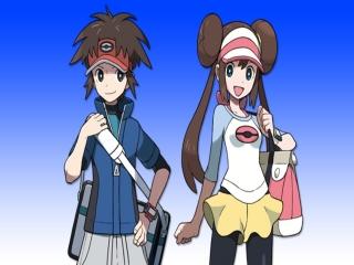 Dit zijn de 2 keuzes! Uhmm. Boy or Girl? Die Pokemon Professors zien ook echt geen vershil he!?