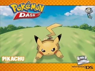 In deze game speel je als Pikachu.