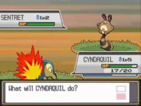Kies je start-Pokémon en vecht tegen anderen in de vernieuwde graphics.