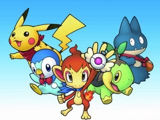Alle speelbare Pokémon in Explorers of Darkness bij elkaar!
