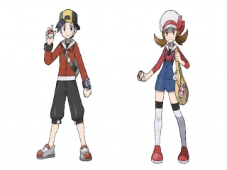 Boy or Girl?<br /> Klassieke Pokémon vraag he?