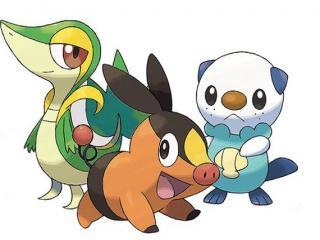 Met welke van deze 3 schattige Pokémon start jij je nieuwe avontuur?