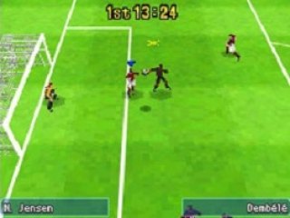 Pro Evolution Soccer 2008: Screenshot