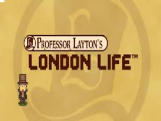 Deze Engelse versie bevat Layton Life: een honderd uur durende RPG met Layton-personages.