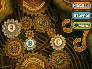 Ook deze Professor Layton game bevat weer uitdagende puzzels.