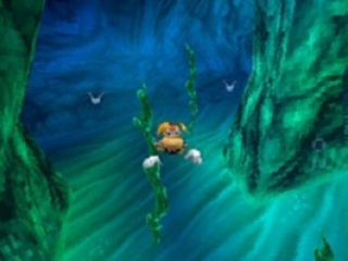 Rayman DS is een remake van  Rayman 2: The Great Escape dat verscheen op de Nintendo 64
