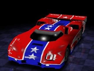 Ridge Racer DS: Afbeelding met speelbare characters