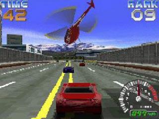 Deze DS-versie is een remake van Ridge Racer 64 dat verscheen voor de Nintendo 64.