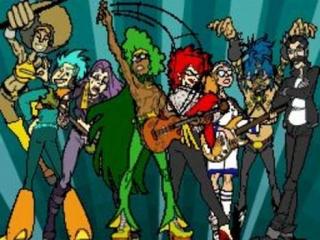 Je speelt als deze rockband, ga jij geweldige beats maken of ga je een ander pad op?