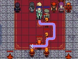 Rondo of Swords: Screenshot