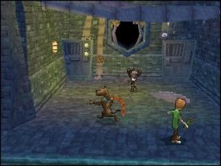 Scooby-Doo Operatie Kippenvel: Screenshot