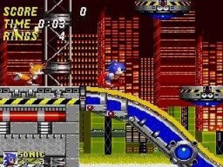 Sonic Classic Collection bevat vier klassiekers uit de oude doos.