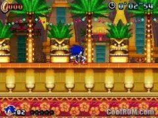 Dit spel gaat snel dus houd Sonic bij!!