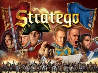 Afbeelding met van L.n.R. de spion, de majoor, de generaal, de kolonel, de sergeant en de verkenner.