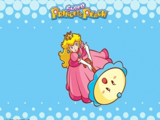 Dit keer moet Mario niet Peach redden, maar juist andersom!