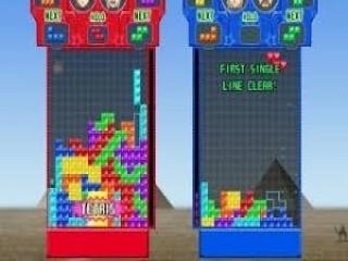 Wil je de strijd aangaan met een vriend/nieuwe vijand in een spannend potje Tetris?! Ga je gang.