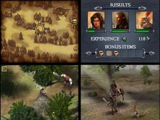 De Kronieken van Narnia De Leeuw de Heks en de Kleerkast: Screenshot