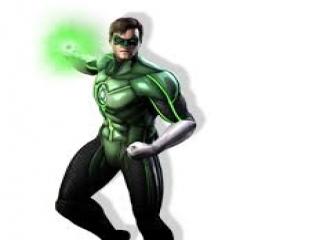 Speel als de Green Lantern van de bekende film!