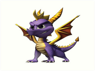 The Legend of Spyro: A New Beginning: Afbeelding met speelbare characters