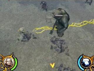 Speel tijdens het gevecht andere personages vrij zoals Aragorn en Ringgeesten.
