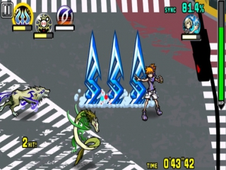 The World Ends With You: Screenshot