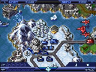 EndWar is een turn-based strategy-game, waarin je de baas bent van je eigen leger!