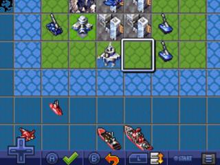 Je kan zelf ook een map ontwerpen die je zelf of met je vrienden kan spelen!