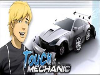 Touch Mechanic: Afbeelding met speelbare characters