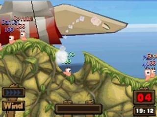 De controls op de DS werken uitstekend voor dit spel!
