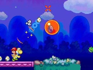 Je zult in deze 2d game allemaal obstakels tegenkomen. Je kan eieren gebruiken om obstakels tegen te gaan.